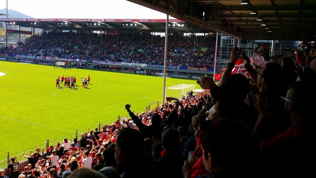 Informationen über den SC Freiburg Fanclub Freiburger Botschaft